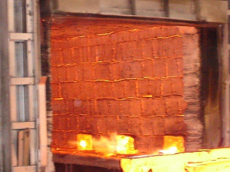 Empresa de isolante térmico para forno