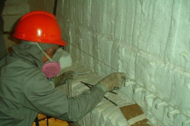 Empresas instalação de isolamento termico