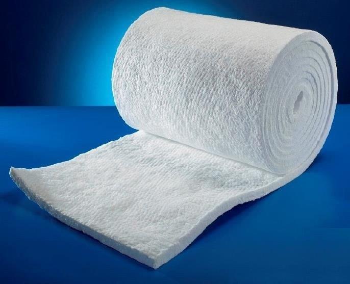 Manta térmica fibra de cerâmica
