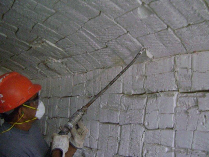 Massa fibra cerâmica