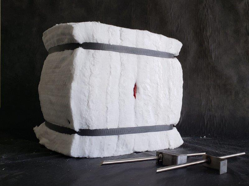 Módulo de fibra cerâmica