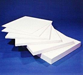 Placas de fibra cerâmica alta temperatura