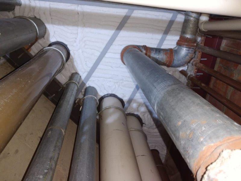 Vedação de shafts