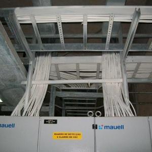 Proteção de painéis elétricos