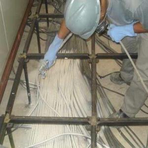 Sistema de proteção contra incendio instalação